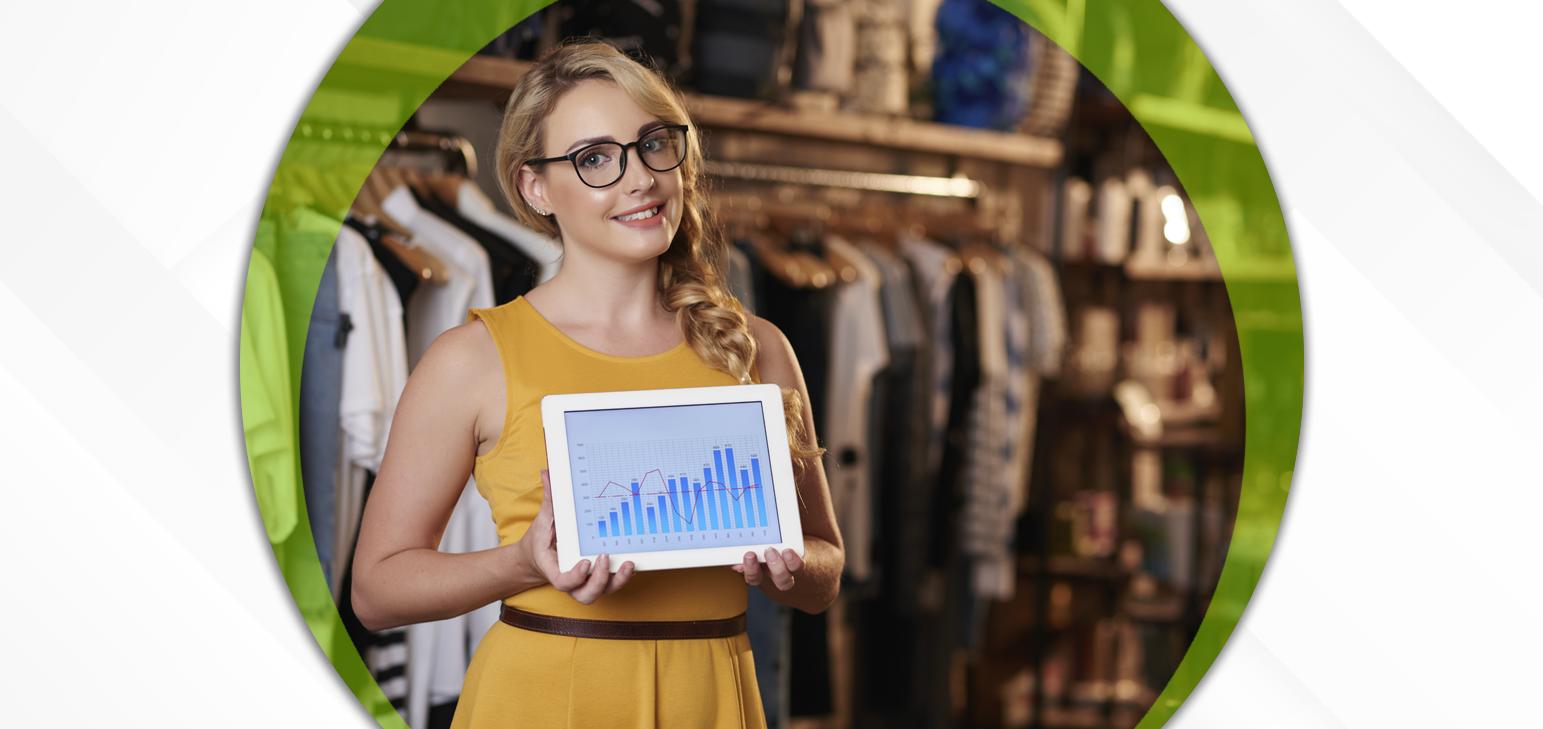 ¿Cómo administrar un negocio de ropa correctamente?